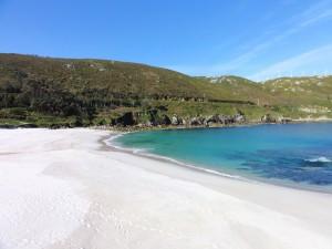 Praia de Barizo, Galicia
