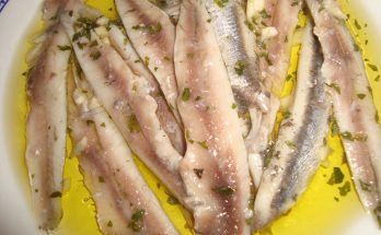Photo of boquerones