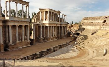 Photo of The Amphitheatre of Mérida