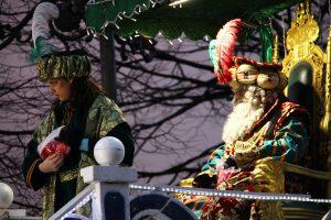 Photo of Three Kings Parade in Vigo, Galicia