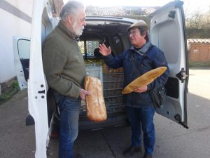 Photo of Fresh bread delivered to your door