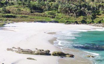 Photo of Praia de Barizo, Galicia