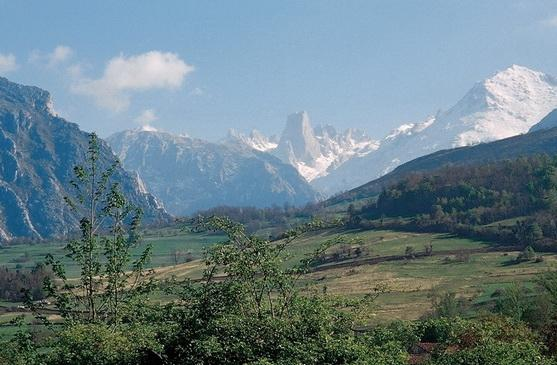 Naranjo de Bulnes in the Picos de Europa