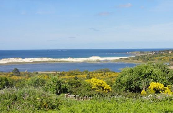 Louro beach, near Carnota