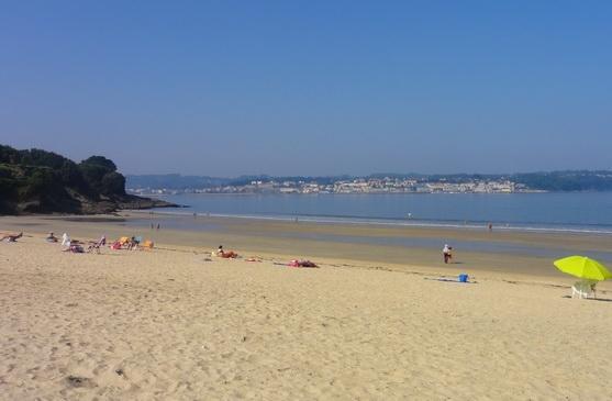 Playa de Miño, 10 minutes' drive
