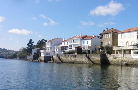 Redes, fishing village near El Ferrol