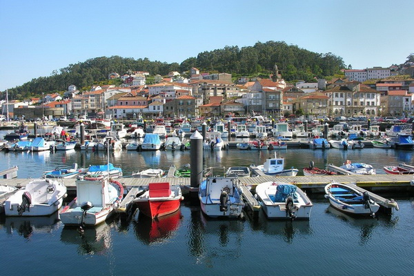 Muros - fishing port