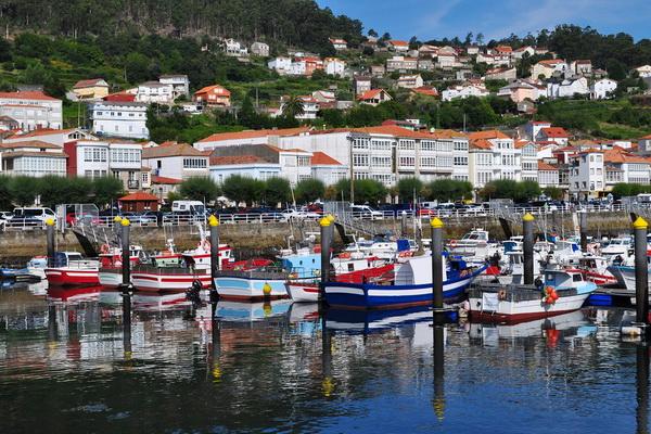 Muros - fishing port