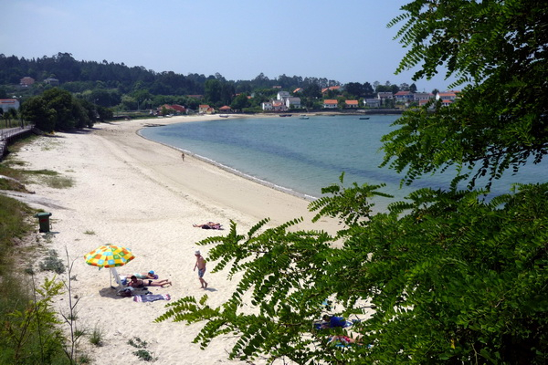 Praia de Boa, Noia
