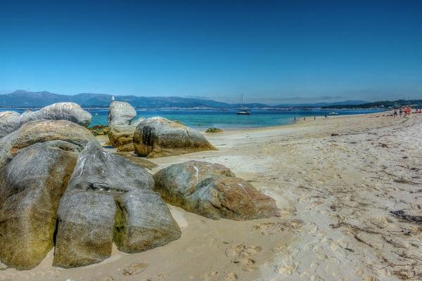 Illa de Arousa - 4kms