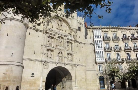 Santa Maria gate