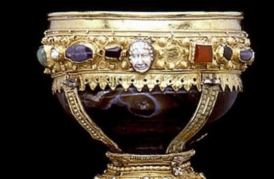 La copa de Doña Urraca - the Holy Grail?
