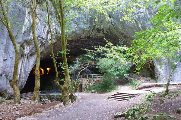 Caves at Zugarramurdi
