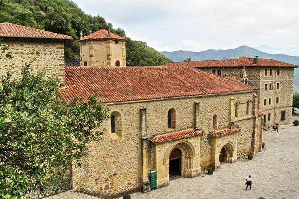 Monastery of Santo Toribio de Liébana