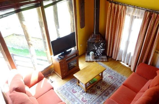 Lounge from atrium level