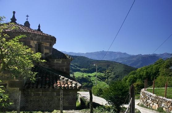 Palace in Salarzón