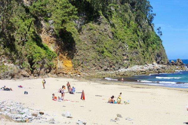San Pedro de la Ribera Beach
