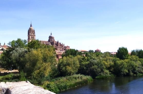 Monumental Salamanca capital