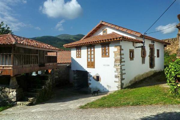 Accommodation Cantabria & Asturias - villas