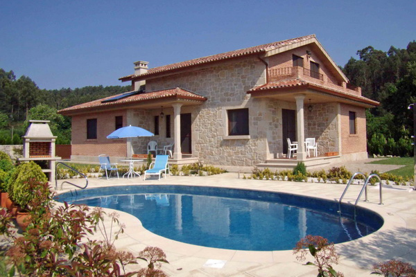 Rias Bajas self-catering in Galicia