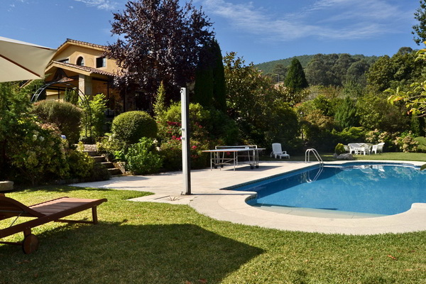 Villa with a pool in north Spain - Galicia