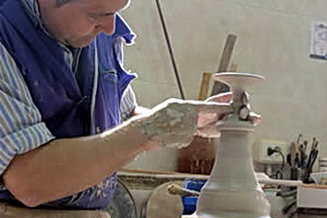 Buño's ancient potteries.