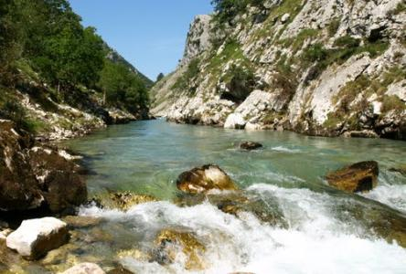 Fishing in Asturias
