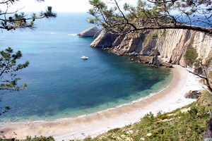 Beaches of Western Asturias