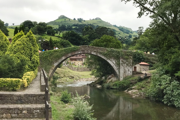 C16th bridge and