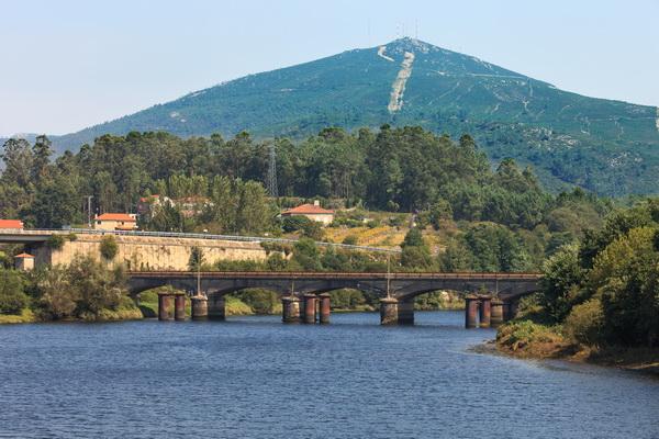Bridge over the Ulla River
