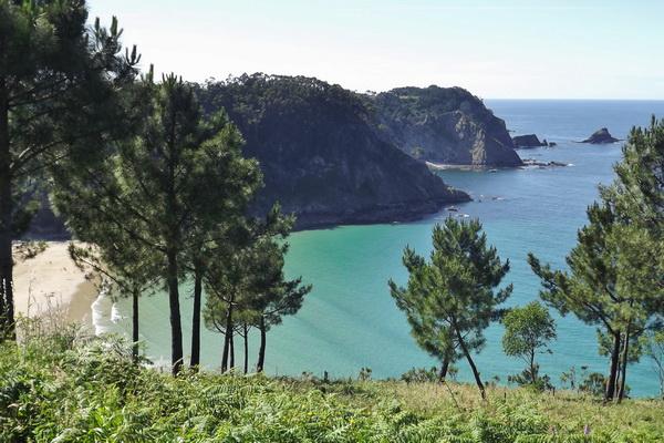 Coastline at Salamir