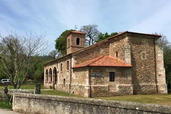 Church in Santibañez