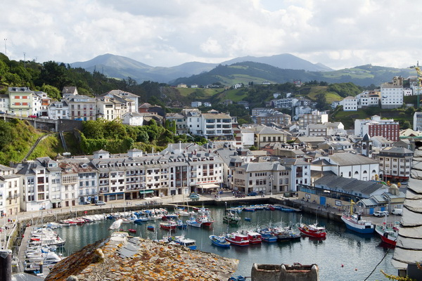 Historic Town Hotel With Pool Luarca Cantabria And Asturias