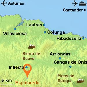 Espinaredo