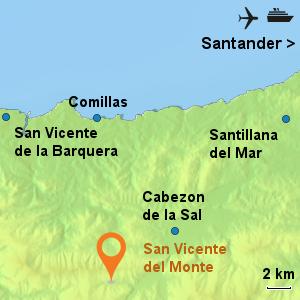 San Vicente del Monte