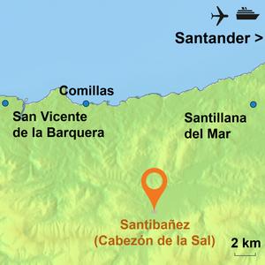 Santibañez (Cabezón de la Sal)