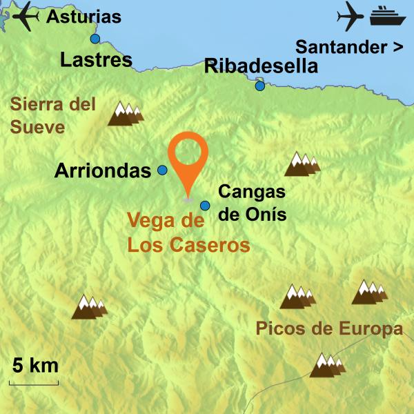 Vega de Los Caseros