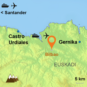 Monte Artxanda, Bilbao