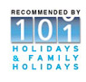 Recommended by 101 Family Holidays